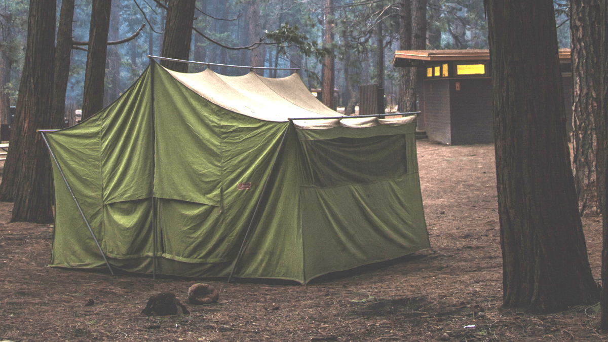 5 of the Best Canvas Tents for Camping