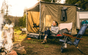 Best Heavy-Duty Camping Chair